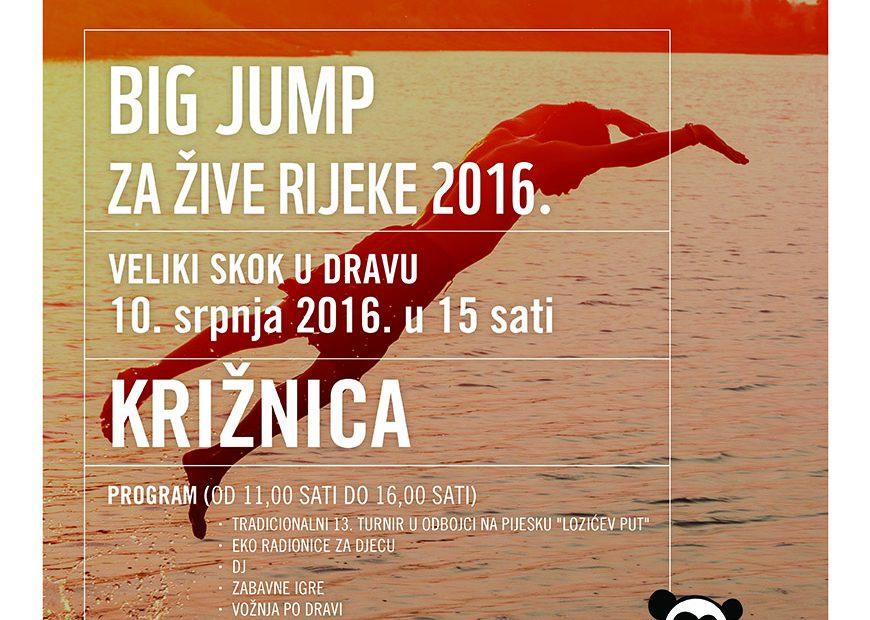 plakat big jump 2016