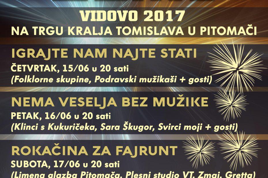 plakat explozija zabave 2017