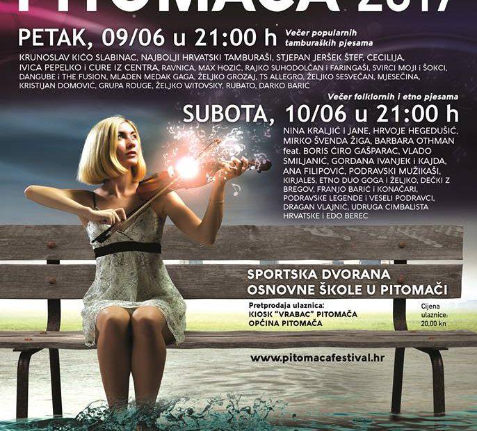 plakat pjesme podravine i podravlja 2017