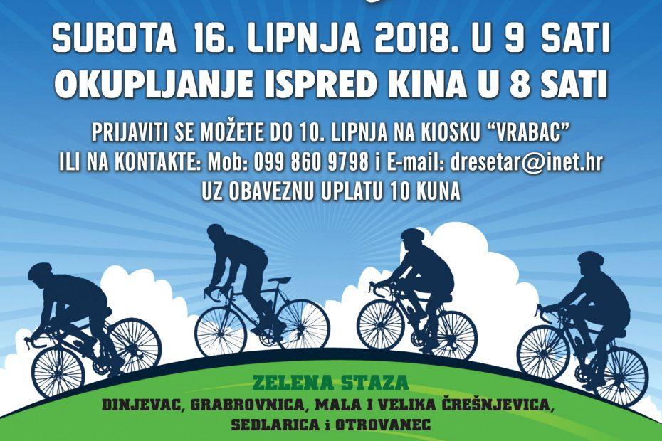 pitomacka biciklijada 2018 plakat