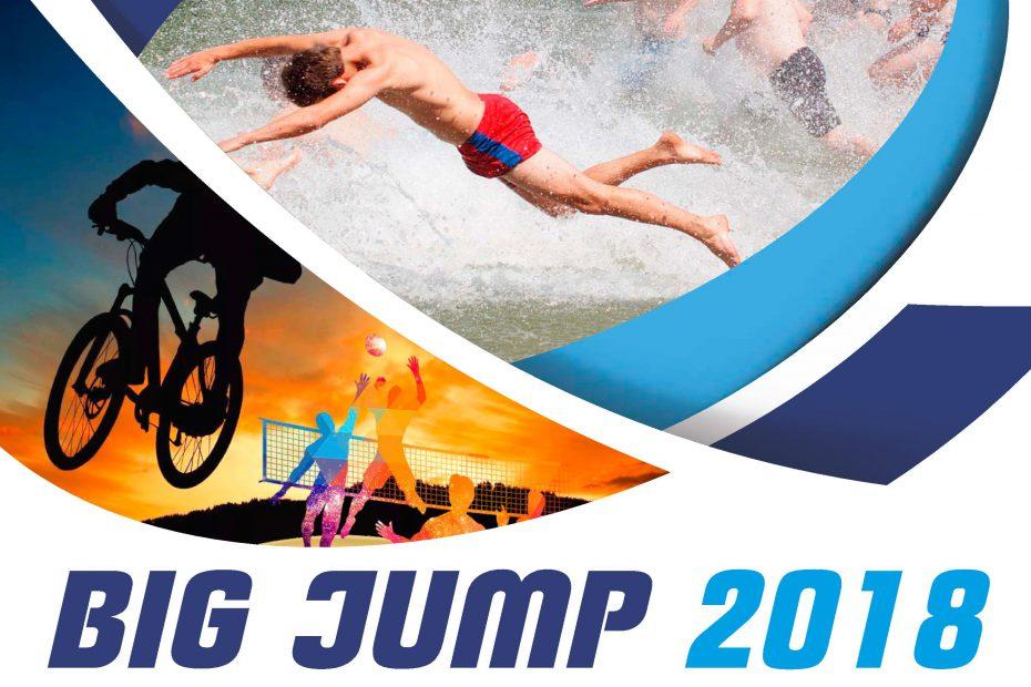 big jump 2018 plakat