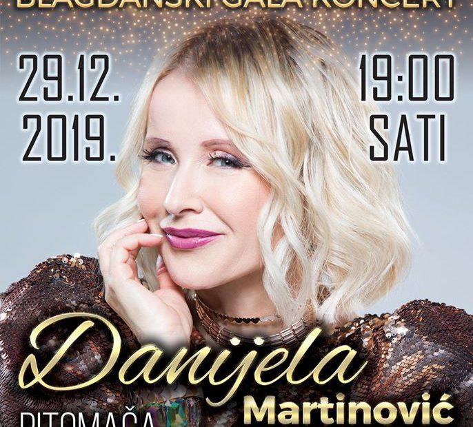 Koncert Danijela Martinovic 2019.
