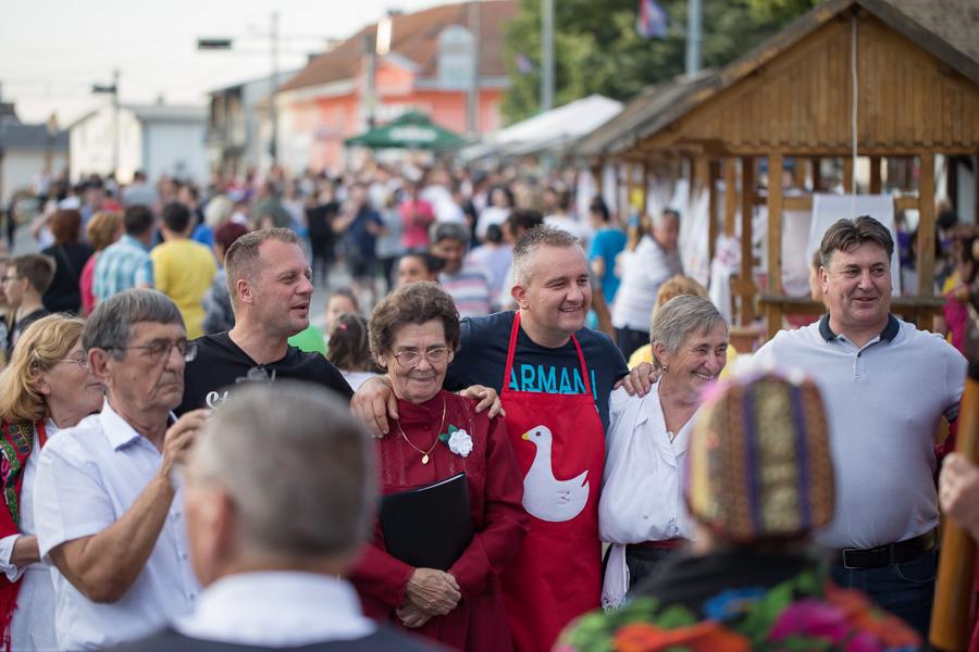Slika s dana općine Pitomača